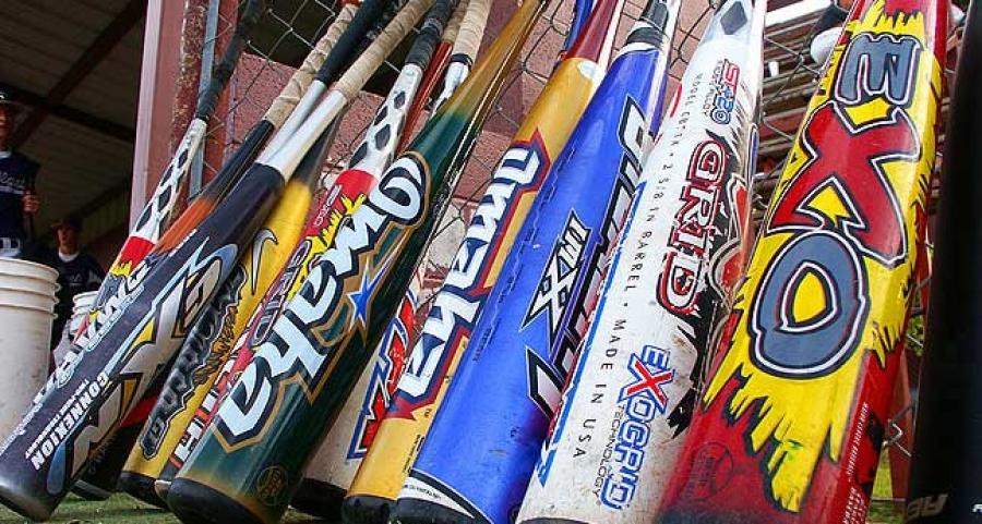 Как выбрать бейсбольную биту?