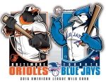 Postseason 2016. ALWC. Baltimore Orioles @ Toronto Blue Jays