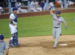 Postseason 2015. NLDS. New York Mets @ Los Angeles Dodgers. Game 1