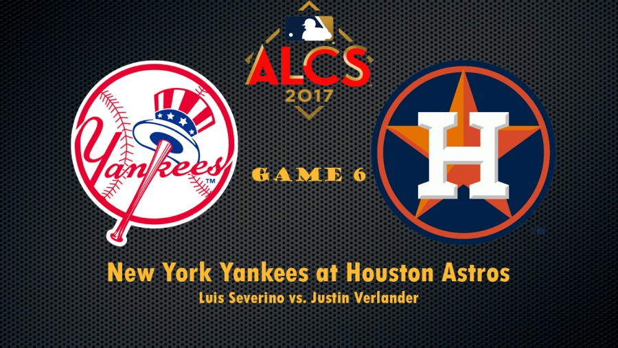 Постсизон-2017. ALCS. Хьюстон Астрос - Нью-Йорк Янкиз. Превью 6-го матча серии