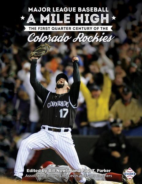 Высшая лига бейсбола на высоте в милю: Первая четверть века Колорадо Рокиз (часть 1)